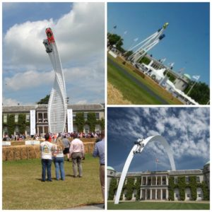 FOSsculpturescollage-300x300 Fantastic Festival of Speed at Goodwood, Chichester