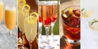 proseccochoices Prosecco Cocktails - perfect for a party!