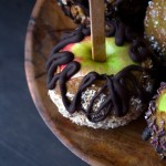 Raw-Dairy-Free-Caramel-Apples-on-Plate-150x150 Halloween recipes for Vegan, Veggie and gluten-free