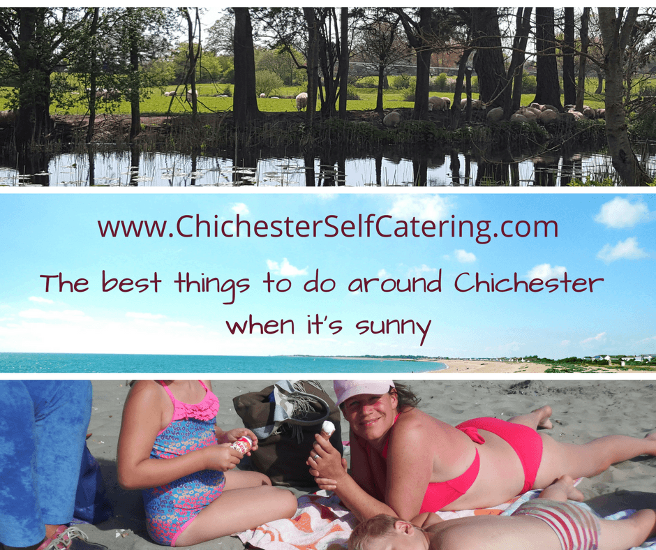 Chichesterwhenitssunny Best things to do around Chichester when its sunny, and why