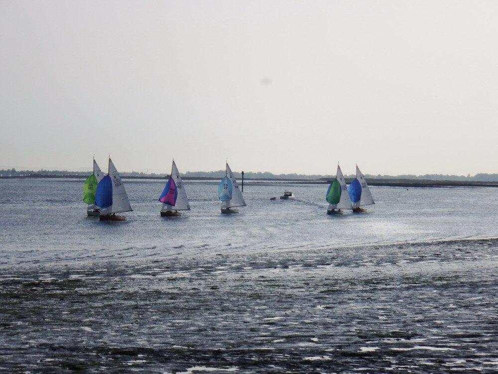 eveningXODracing Chichester Harbour Water Tours