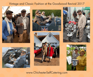 Vintage-and-Classic-Fashion-at-the-Goodwood-Revival-2017-300x251 Classic Cars and their owners stay for the Goodwood Revival