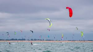 windsurfers.HI_ The highs of Hayling Island