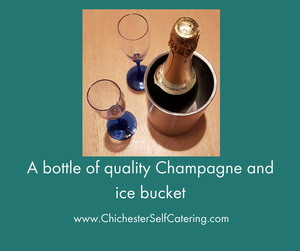 Champagne Extras you can add to your family holiday booking
