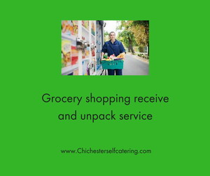 Grocery-shopping-receive-and-unpack-service Extras you can add to your family holiday booking