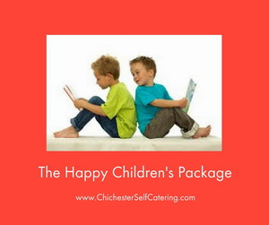 Happy-Childrens-Package Extras you can add to your family holiday booking