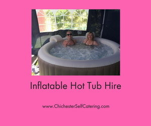 Inflatable-Hot-Tub-Hire-300x251 Add-on and extras to enhance your stay.