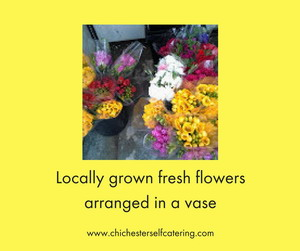 Locallygrownflowers Extras you can add to your family holiday booking