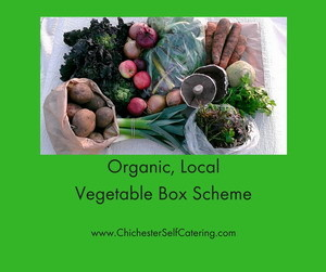 Organic-local-vegetable-box-scheme-300x251 Add-on and extras to enhance your stay.