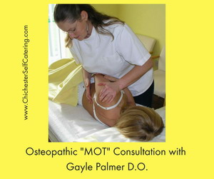 OsteopathicConsult Extras you can add to your family holiday booking