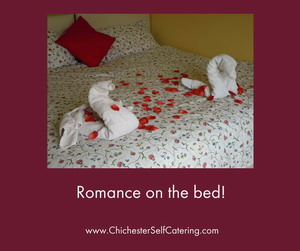 Romanceonthebed Extras you can add to your family holiday booking