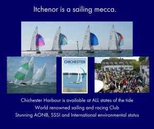 Itchenor-is-a-sailing-mecca.-300x251 Itchenor - an unusual village