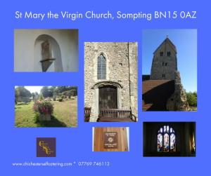 St-Mary-the-Virgin-Church-Sompting-BN15-0AZ-2-300x251 Sompting Church - a rare iconic spire