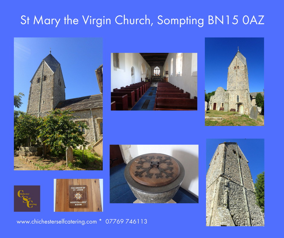 St-Mary-the-Virgin-Church-Sompting-BN15-0AZ.1 Sompting Church - a rare iconic spire