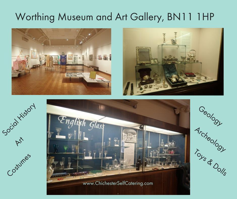 Worthing-Museum-and-Art-Gallery Worthing District Museum and Art gallery