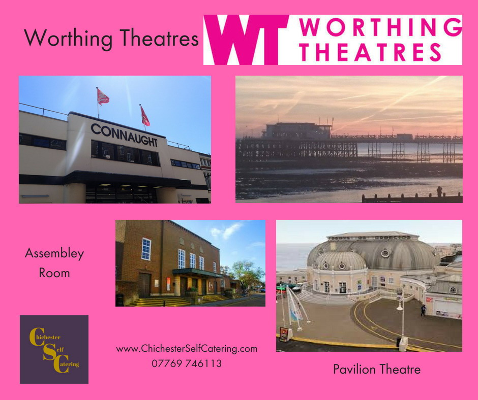 Worthing-Theatres Worthing Theatres