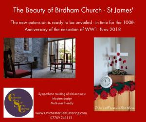 StJames.3-300x251 New extension for St James' Church, Birdham