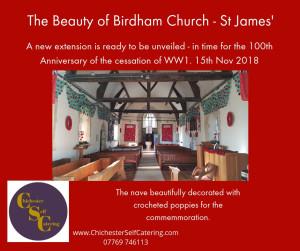 StJames.4-300x251 New extension for St James' Church, Birdham