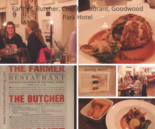 Farmer, Butcher, Chef Restaurant, Goodwood Park Hotel